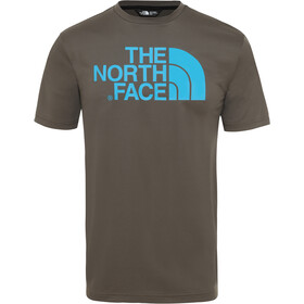 The North Face Tanken T-shirt Heren, new taupe green